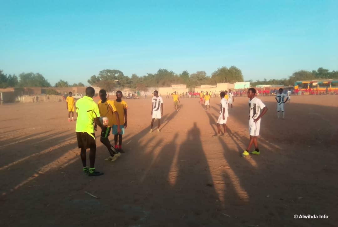 Tchad : lancement d'un championnat de foot de la 2e division des U17 au Sila