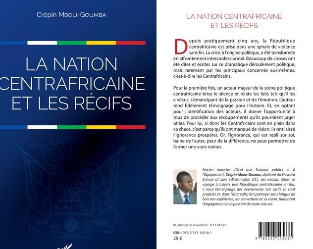 """""""La nation centrafricaine et les récifs"""" : une lecture du livre de Mboli-Goumba"""