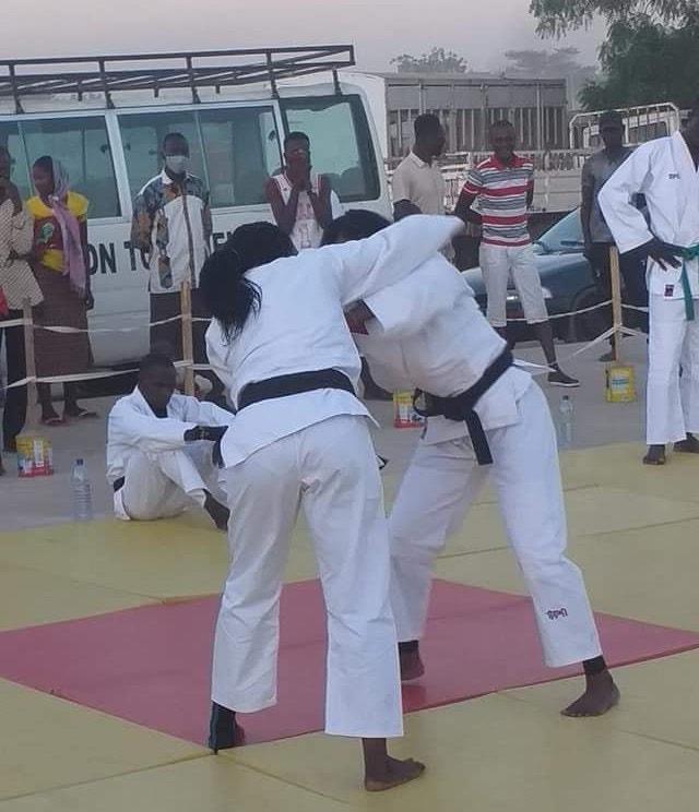 Sport : 8 judokas vont représenter le Tchad au championnat d'Afrique