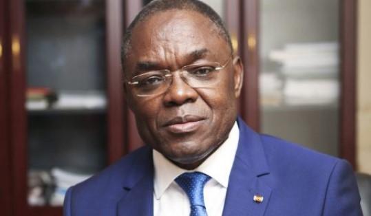 DR/   Le ministre togolais de l'Administration territoriale, de la Décentralisation et du Développement du territoire, Payadowa Boukpessi.