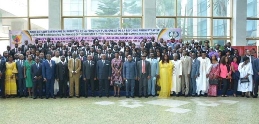 Cameroun : La rentrée académique a eu lieu à l'Enam