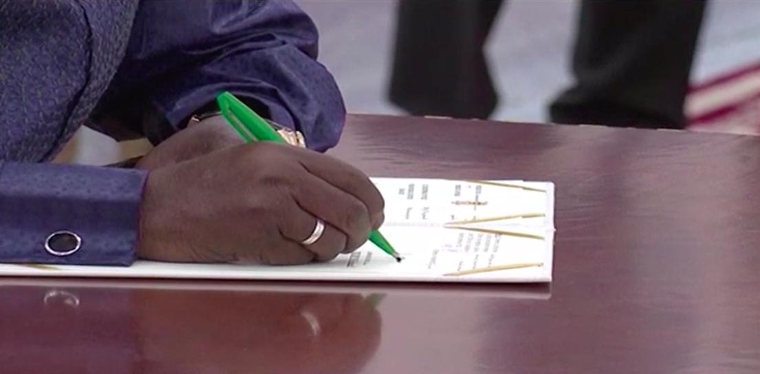 Tchad : le président nomme deux gouverneurs par décret