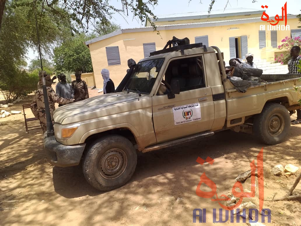 Décès du chef d'état-major de la force mixte Tchad-Soudan