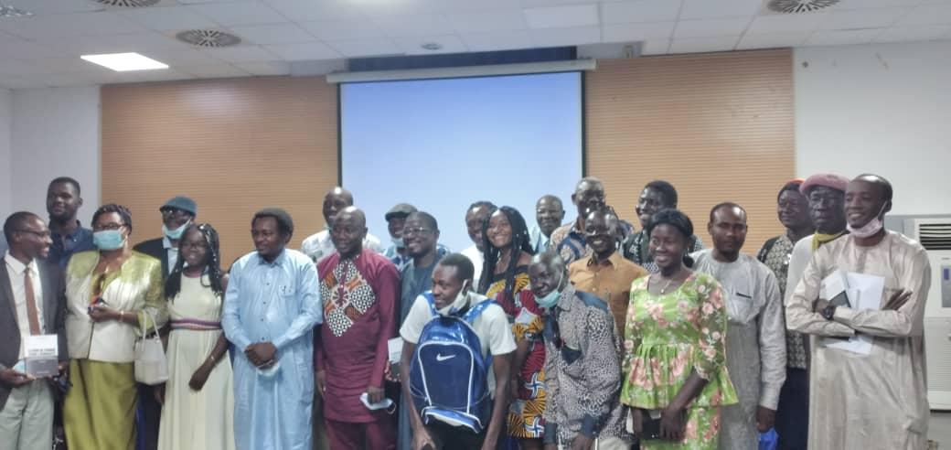 """Tchad : """"Le rêve de Toumaï pour l'humanité"""", nouvel ouvrage de Nocky Djedanoum"""
