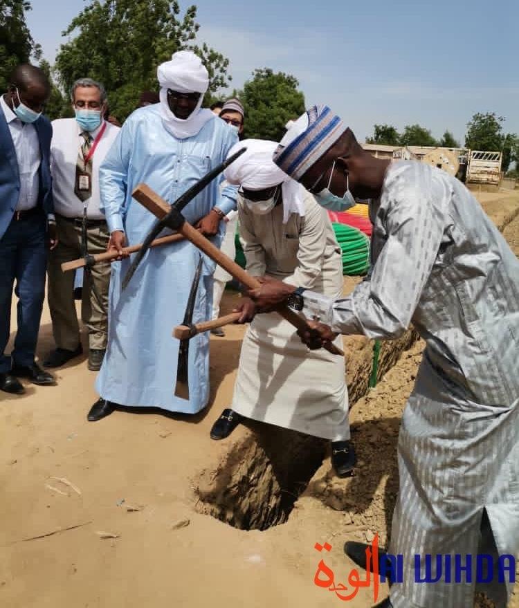 TIC : Le Tchad progresse dans l'implantation de la fibre optique à travers le territoire