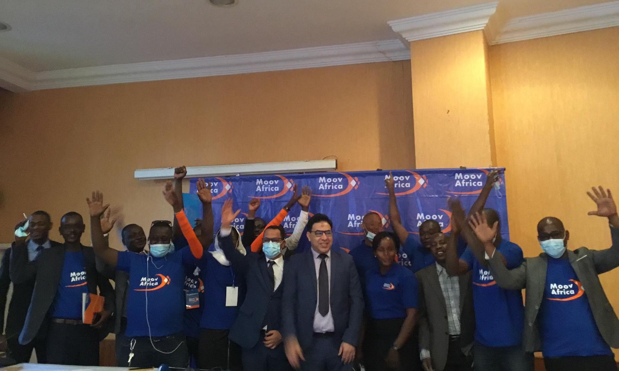 Tchad : Moov Africa remplace désormais Tigo