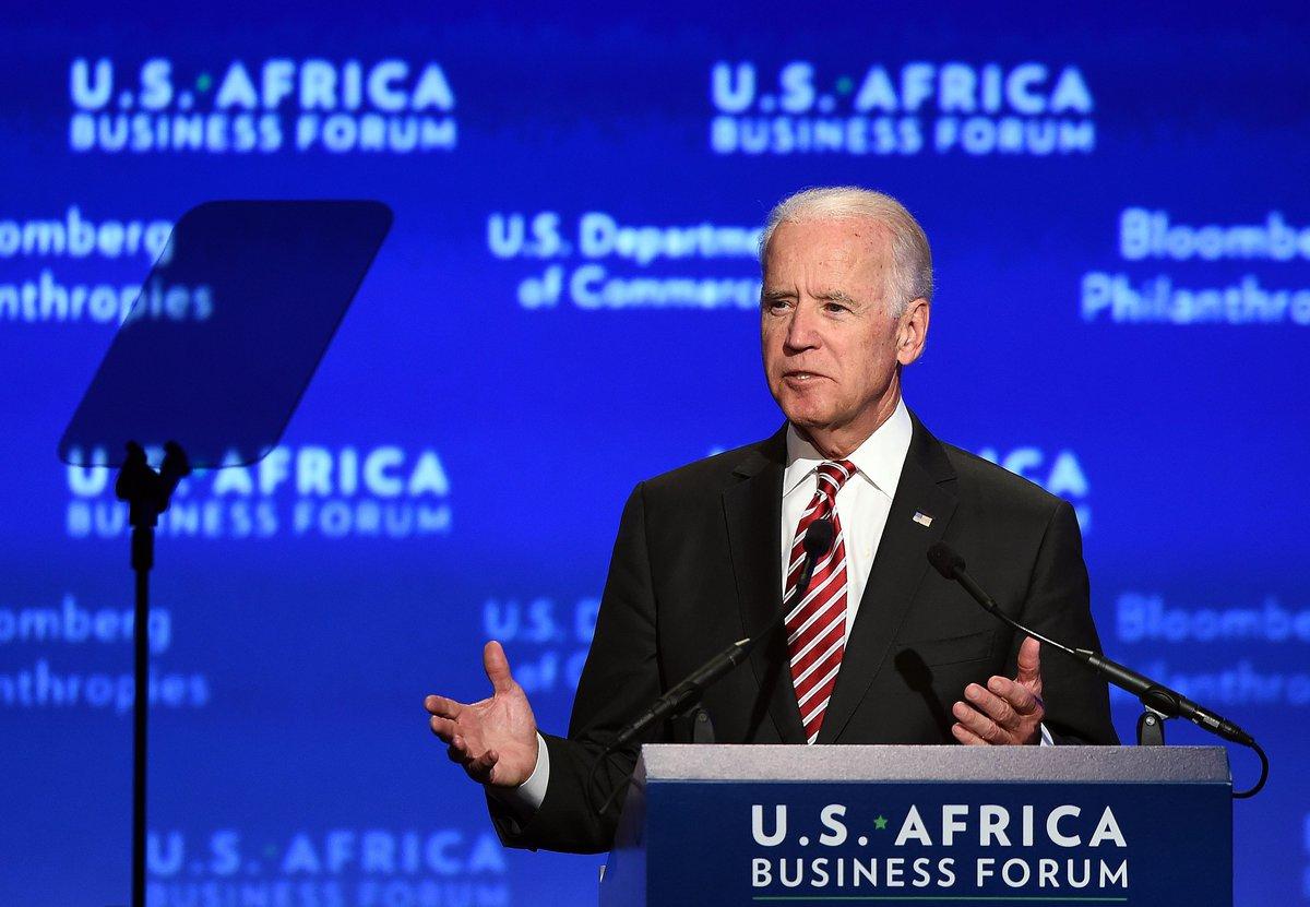 Les relations américaines avec l'Afrique s'amélioreront probablement du fait de la sortie de Trump. ©APO