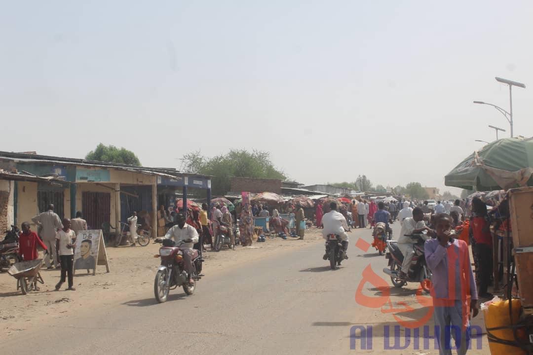 Confinement de N'Djamena : une mesure impopulaire