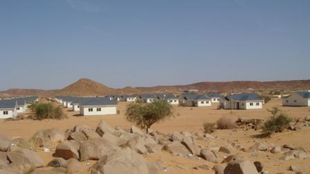 Tchad : la ville d'Amdjarass désormais équipée d'un appareil de test Covid-19. © DR