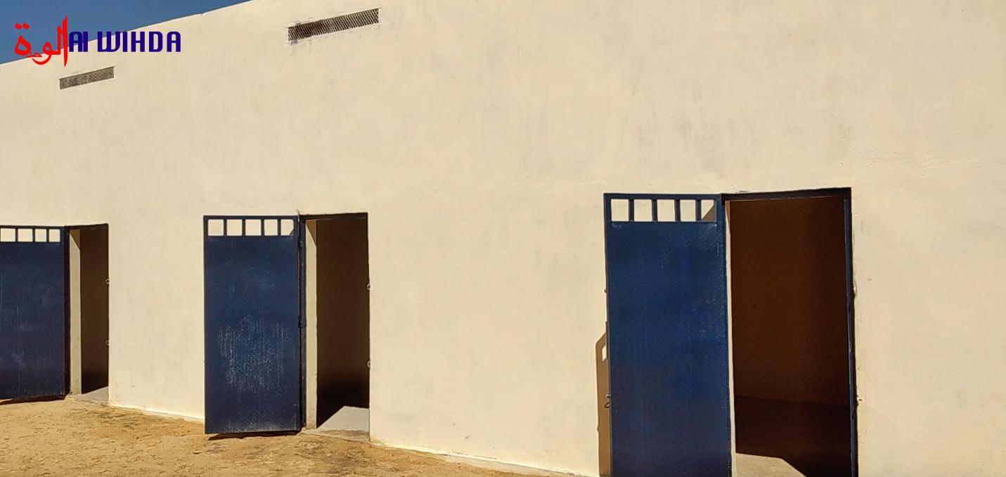 """Tchad: la Gendarmerie inaugure un complexe disciplinaire pour les """"soldats récalcitrants"""""""