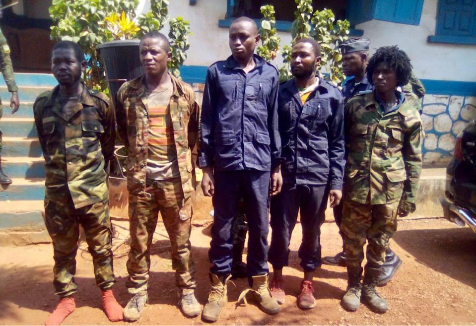 Centrafrique : plusieurs assaillants arrêtés suite à l'attaque de Bangui. © Min.Sécurité