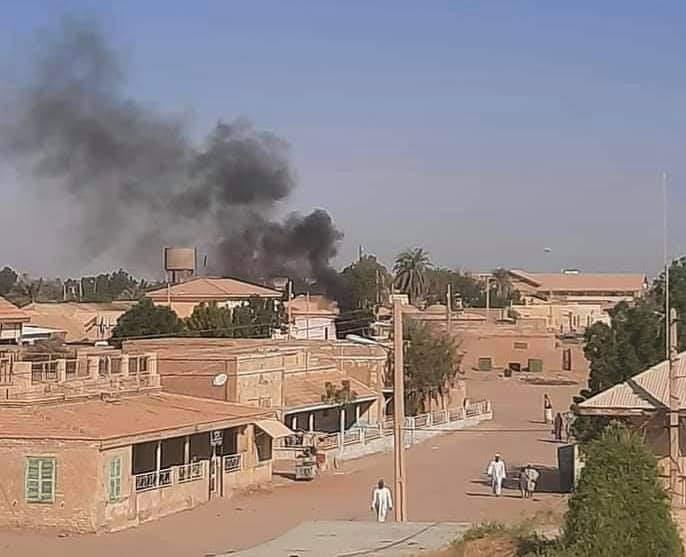 Soudan : des affrontements meurtriers à El Geneina. © DR