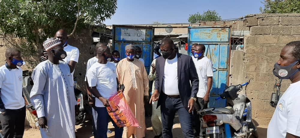 Tchad : la Mutuelle Dembé Solidarité s'investit pour le respect des mesures barrières