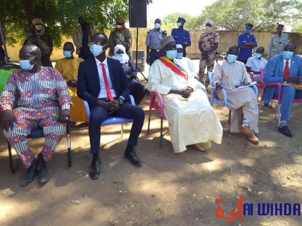 Tchad : le gouverneur du Guéra appelle au respect de l'autorité de l'État suite à une manifestation