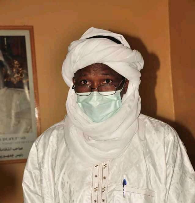 Le général Abdraman Ali Mahamat, gouverneur de la province de Sila. © DR