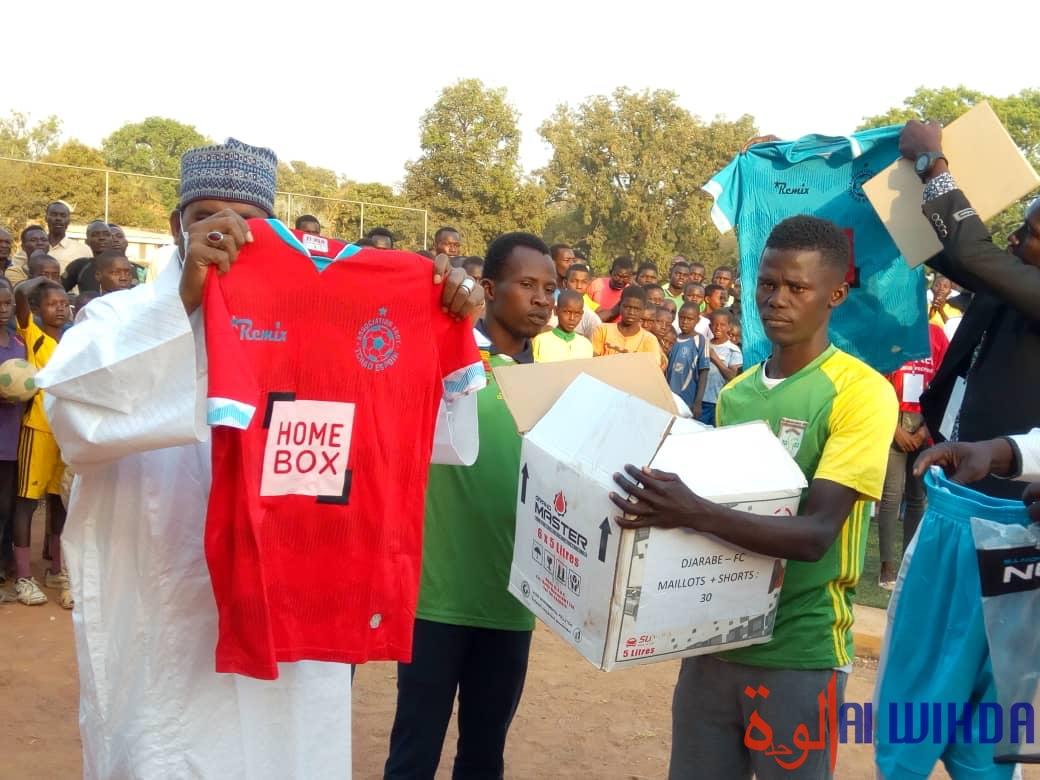 Tchad : une initiative pour renforcer et détecter les jeunes talents de football à Moundou