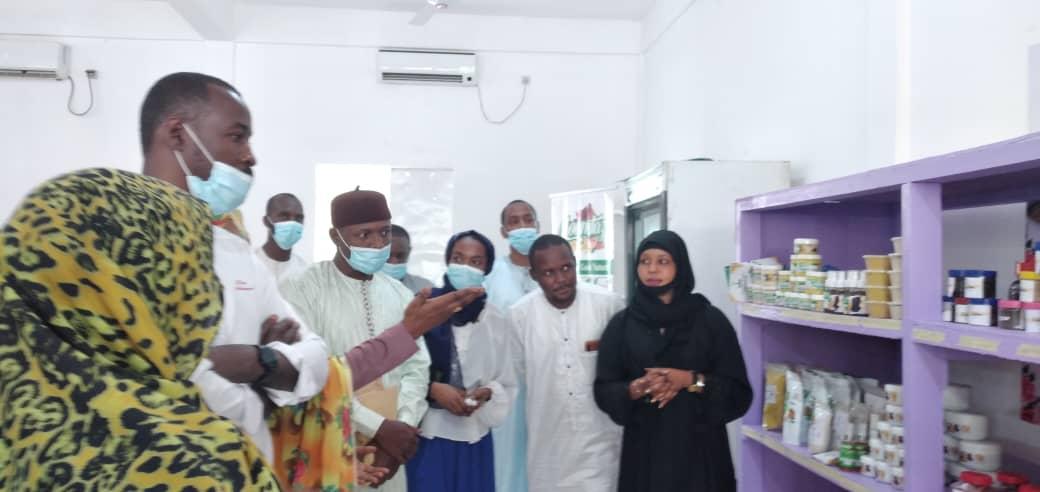 N'Djamena : ouverture d'un magasin destiné aux produits Made in Tchad