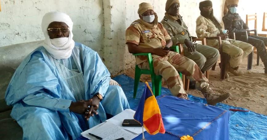 Tchad : A Béré, le préfet de la Tandjilé Centre appelle à la cohabitation pacifique