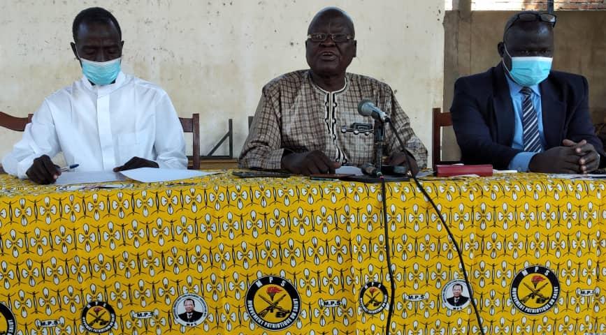 N'Djamena : le conseil exécutif du MPS/9ème arrondissement organise une cérémonie de réjouissance