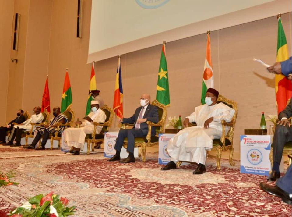 """Idriss Deby : """"la misère et la précarité alimentent et fertilisent le terreau du terrorisme"""""""