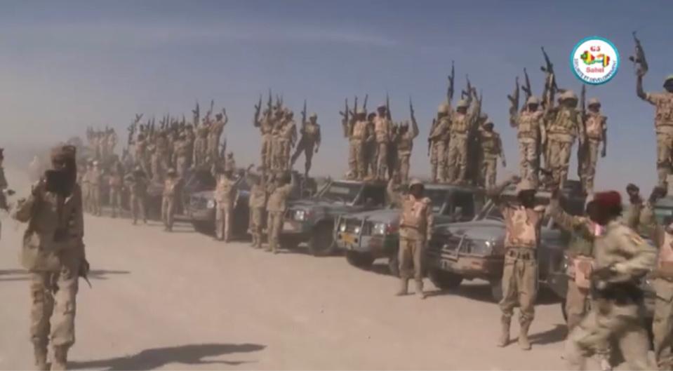 Le Tchad déploie 1200 soldats dans la zone des trois frontières