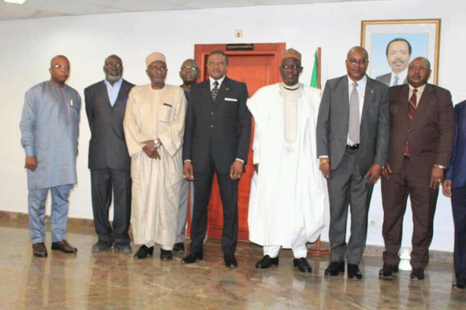 Voie ferrée Cameroun-Tchad : l'accord de prêt est signé pour l'étude de faisabilité