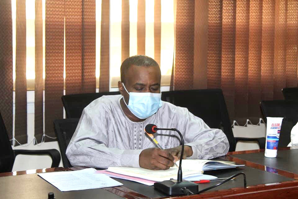 """Tchad : """"nous ne devons pas baisser la garde"""" (Pr. Choua Ouchemi)"""