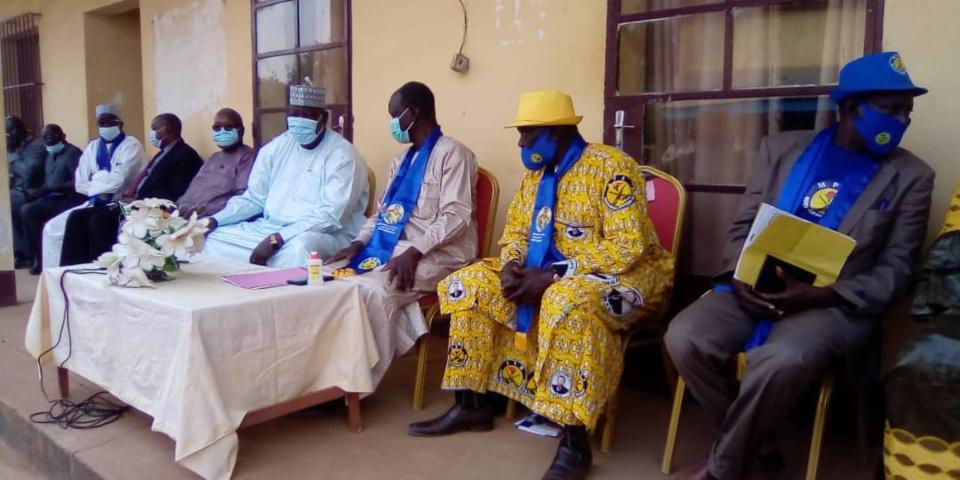 Tchad : un nouveau bureau exécutif pour le conseil du MPS du Mayo Kebbi Ouest