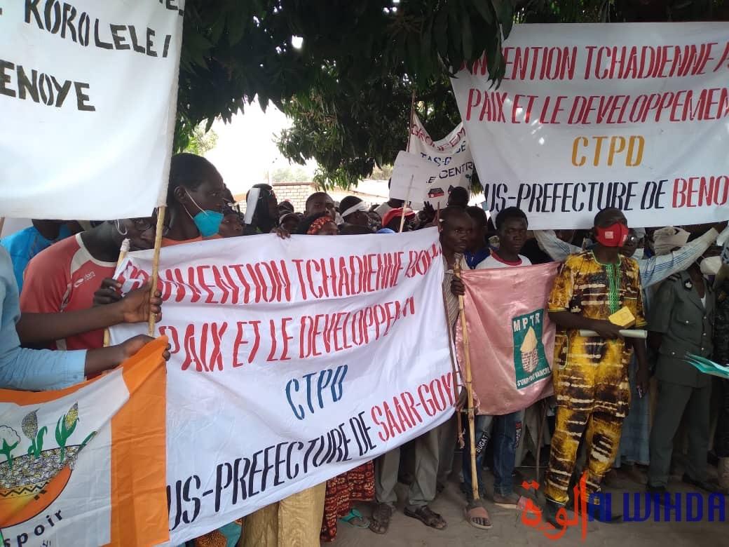 Présidentielle au Tchad : Dans le Logone Oriental, des cérémonies de ralliement au MPS