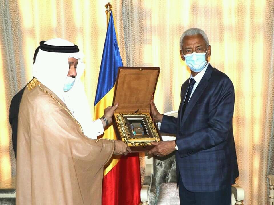 Tchad : L'ambassadeur d'Arabie Saoudite fait ses adieux