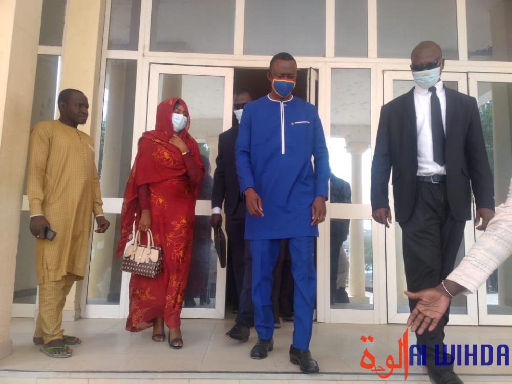 Tchad : Dr. Masra a déposé sa candidature à la Cour suprême pour la présidentielle