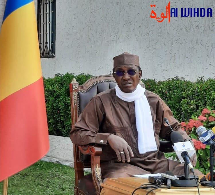 """Interdiction des marches au Tchad : Idriss Deby """"n'accepte pas le désordre"""""""