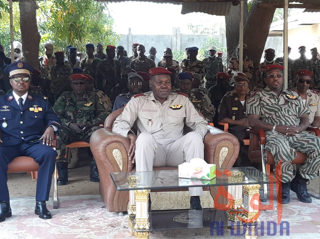 Tchad : le général de division Djimadoum Tiraïna nommé ministre des Armées