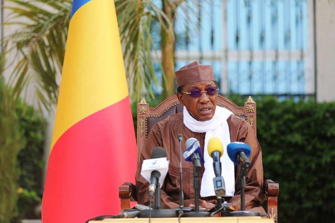 """Tchad : """"tous les chantiers reprendront. Vous pouvez être sûrs"""""""