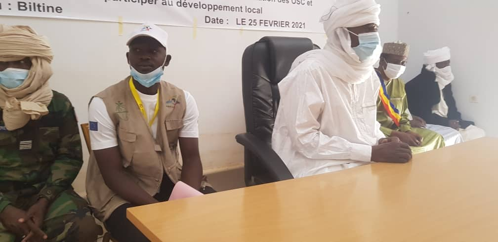 Tchad : au Wadi Fira, Nirvana incite les communautés à participer au développement local