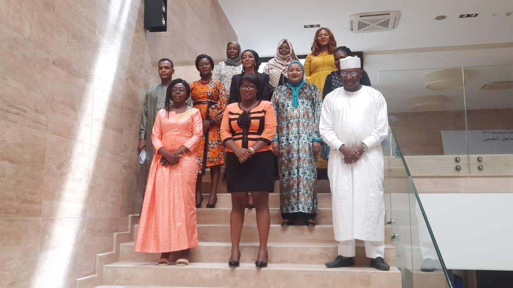 "Tchad : ATIC lance son programme de formation ""Chadian Women on Board"""