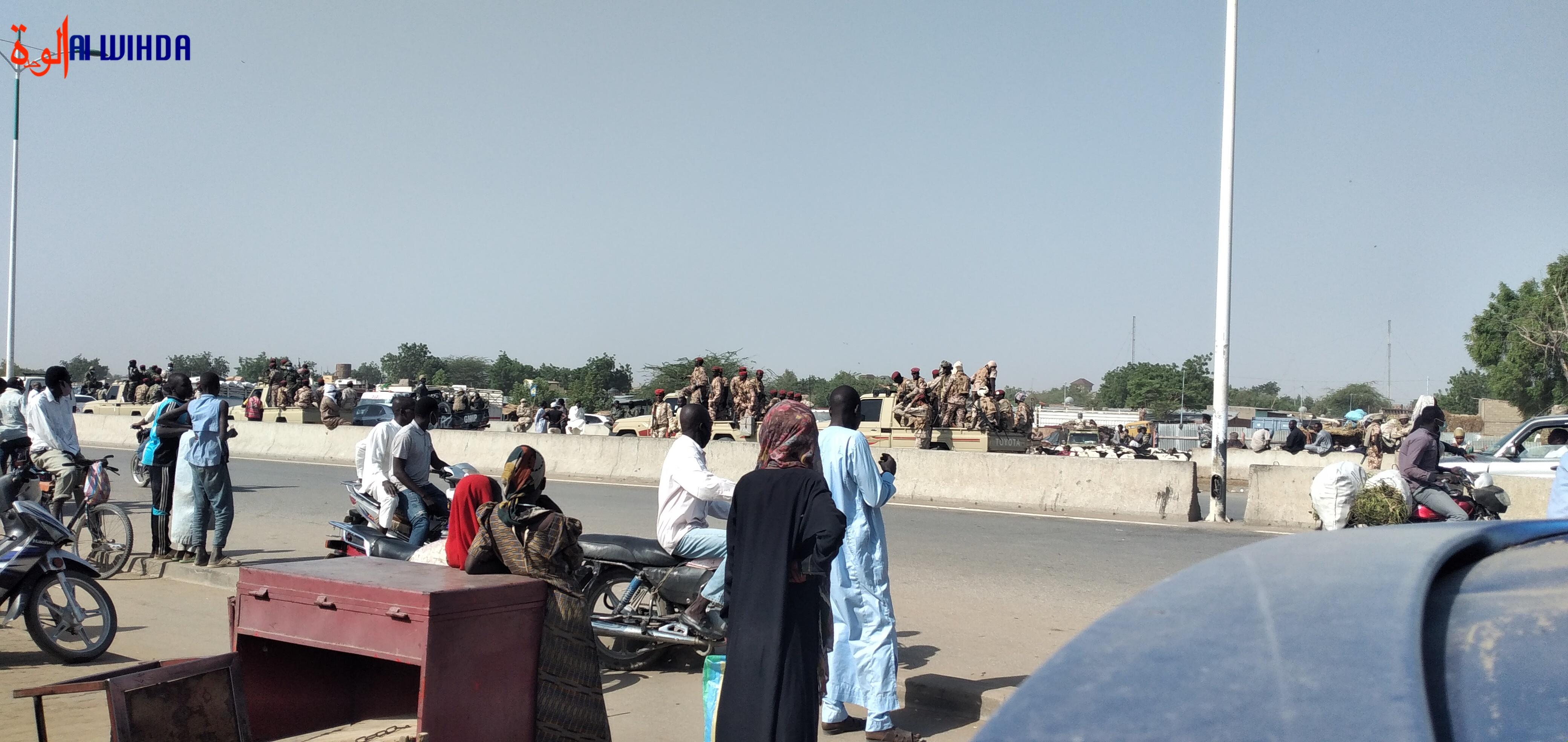 N'Djamena : 2 morts et 5 blessés au domicile de Yaya Dillo, selon le gouvernement