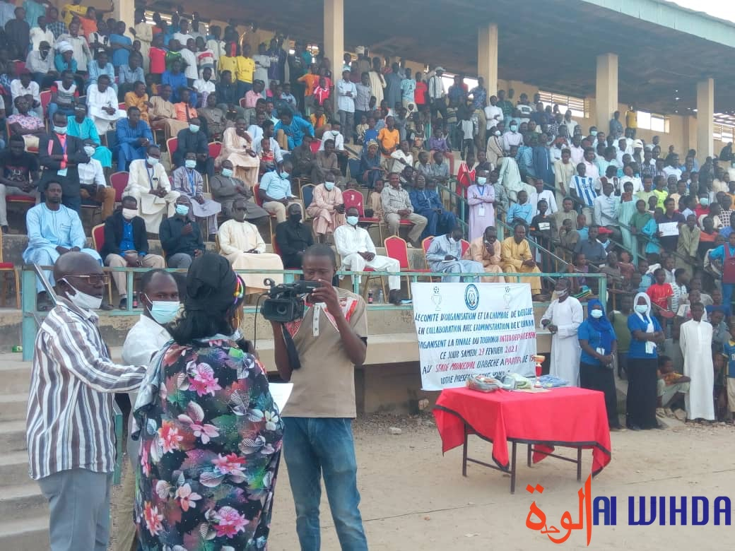 Tchad : le football, un facteur d'union, d'épanouissement et un instrument de solidarité