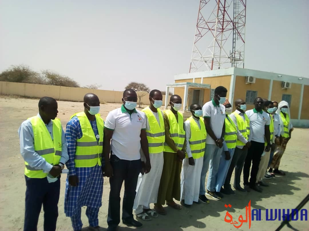 Tchad : Citoyens sans frontières s'installe au Hadjer Lamis
