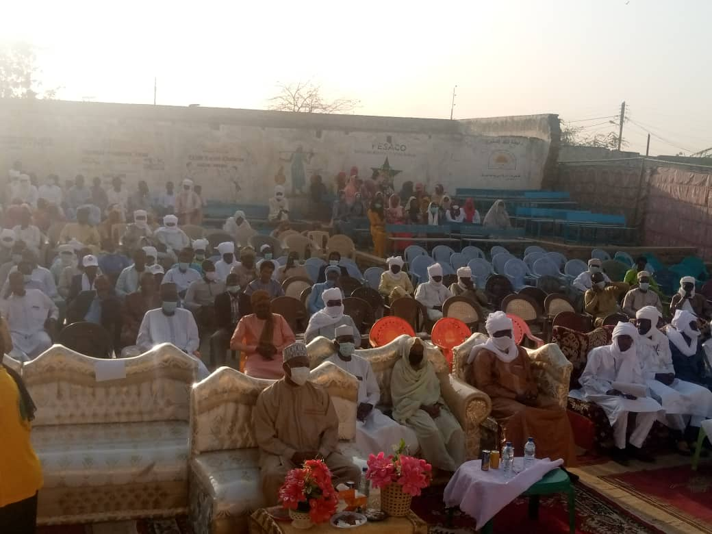 Tchad : les ressortissants du BET au Ouaddaï sensibilisent sur les valeurs de la paix