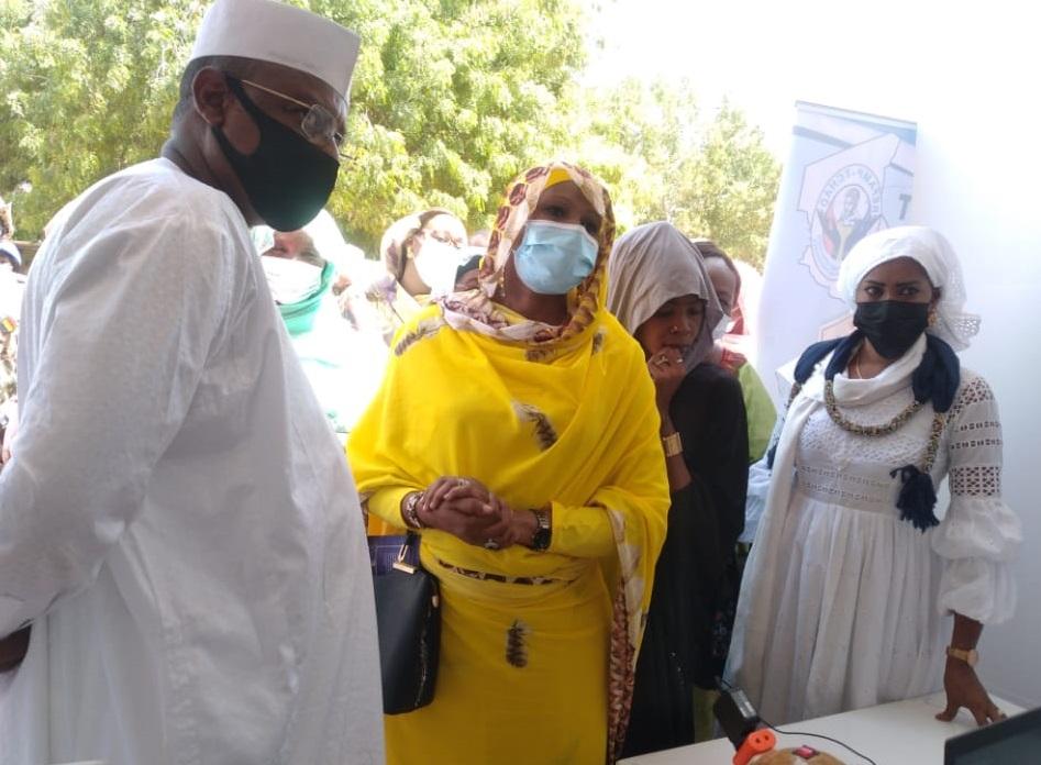 Tchad : La foire de la SENAFET lancée à N'Djamena