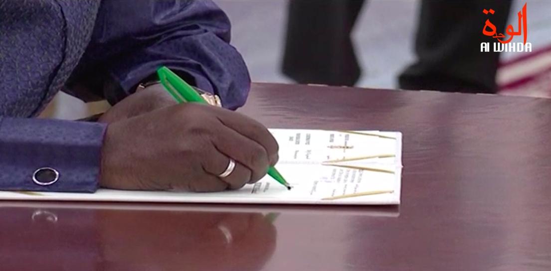 Tchad : le chef de l'État nomme quatre gouverneurs