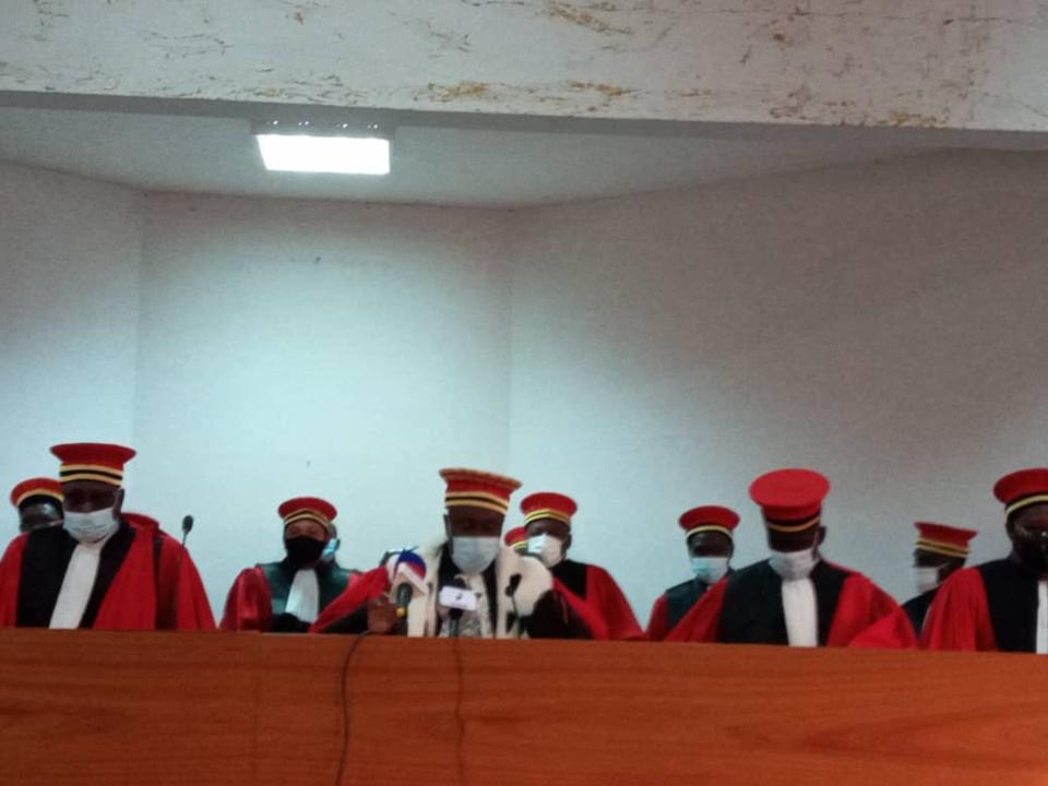 Tchad : 10 candidats retenus pour la présidentielle