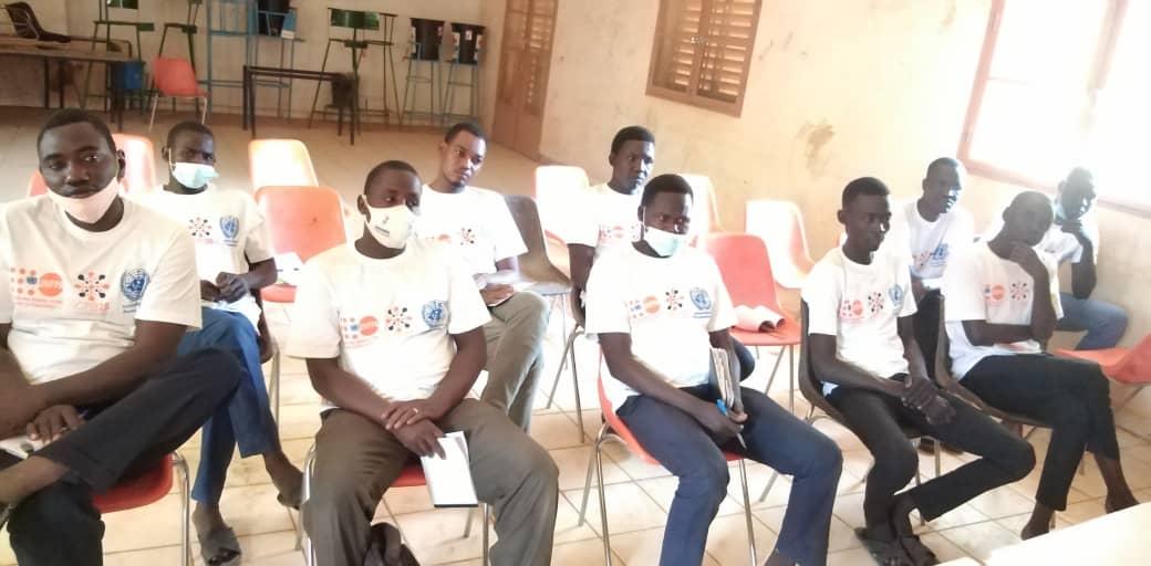 Tchad : Afriyan aux côtés des jeunes du Guéra face à plusieurs défis