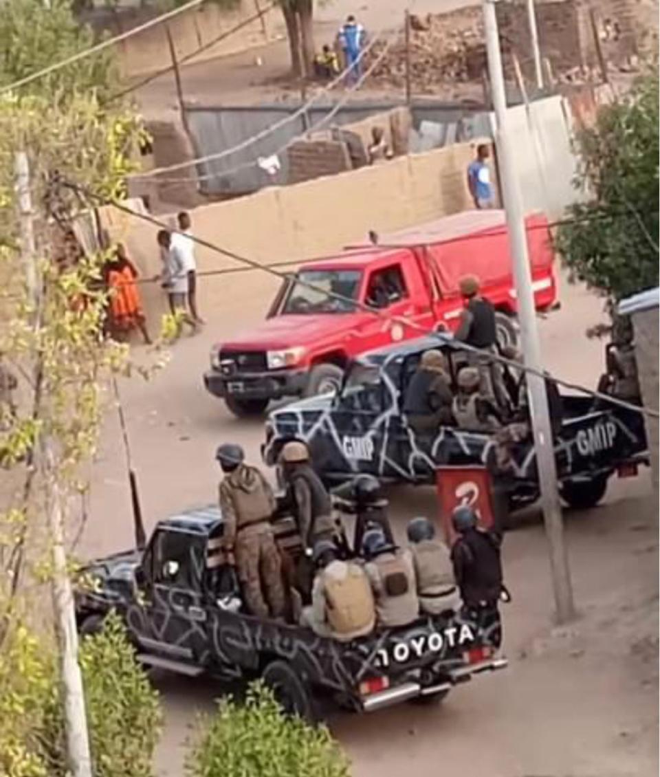 N'Djamena : des tirs de gaz lacrymogène aux abords du siège des Transformateurs