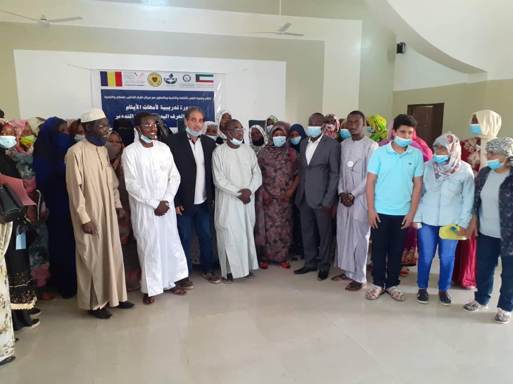 Tchad : l'APCD appuie la formation des femmes vulnérables
