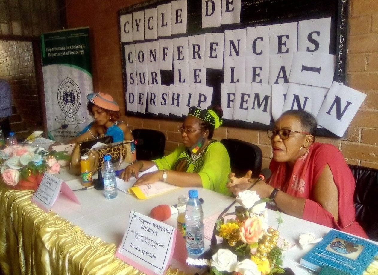 Cameroun : Des expertises féminines débattent à l'université de Yaoundé I