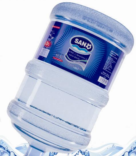 Cameroun : L'eau minérale SANO interdite de vente