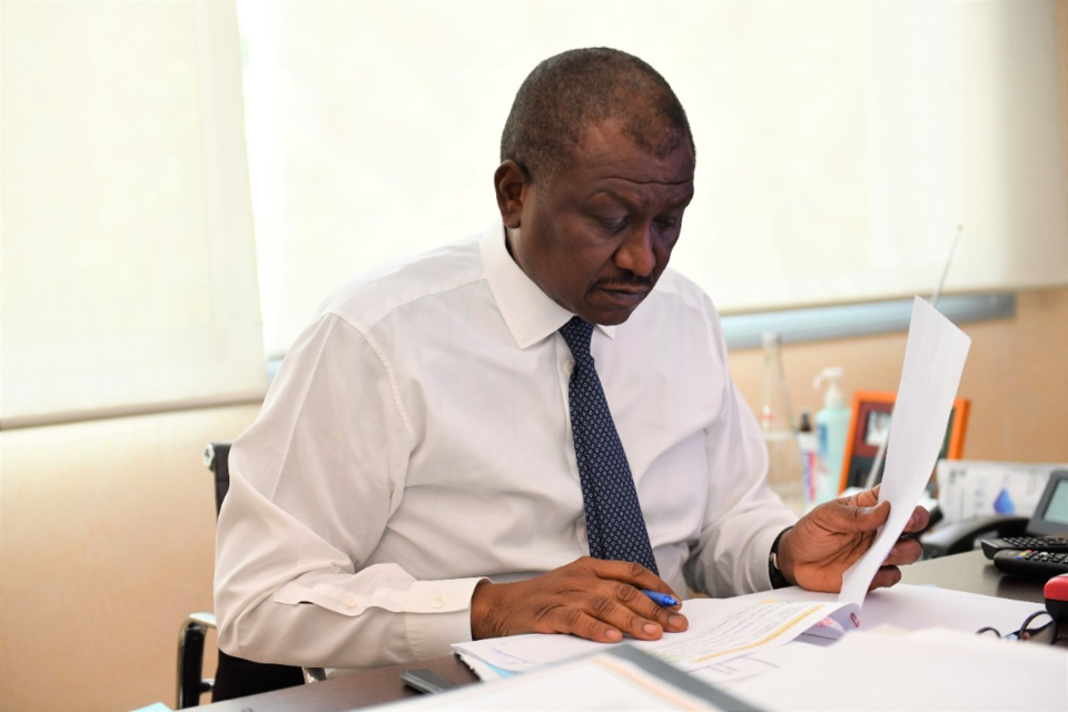 Le Premier ministre ivoirien, Hamed Bakayoko, est décédé