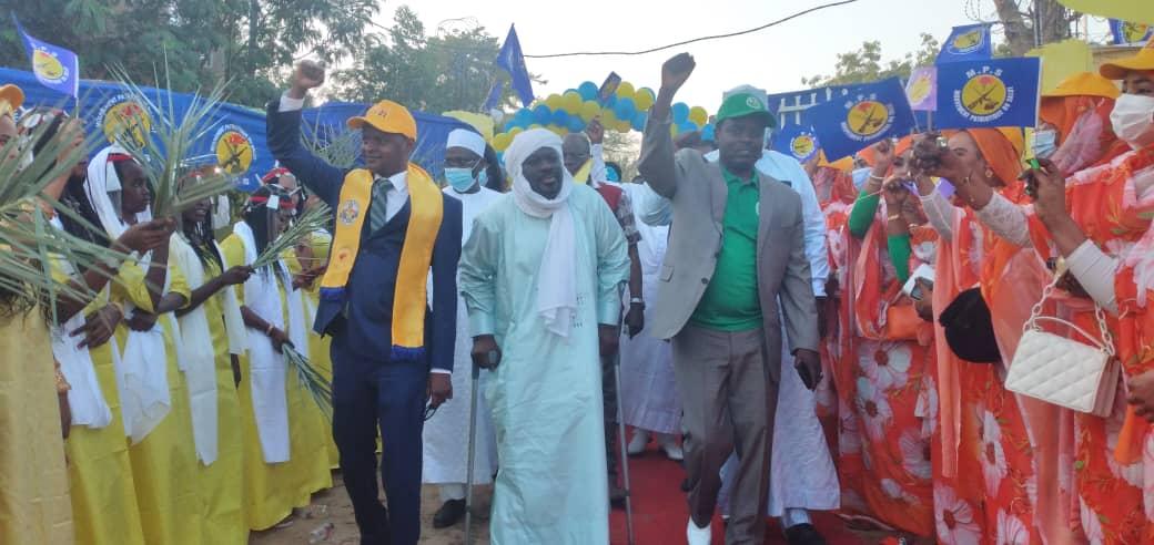 """Tchad : le bureau de soutien au MPS """"Convergence victorieuse"""" lance ses activités"""